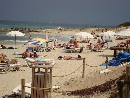 Es Cavallet Beach   Ibiza Spotlight